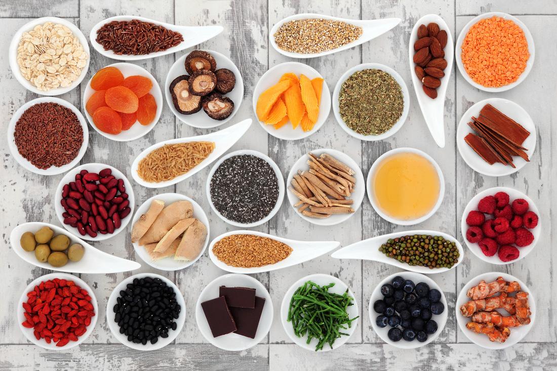 Какво да супер храните?