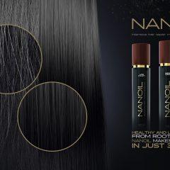 Масло за коса Nanoil - достигнете перфектността