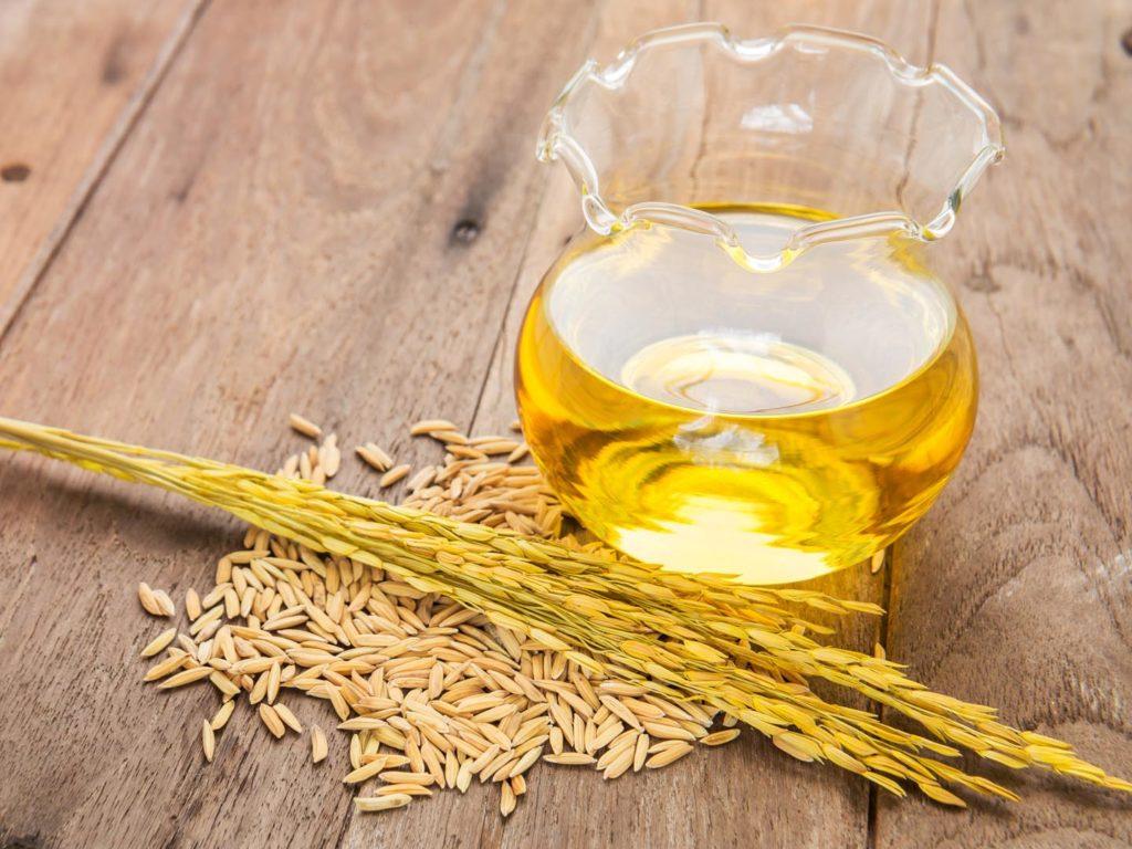 Прекрасните козметични свойства на маслото от оризови трици