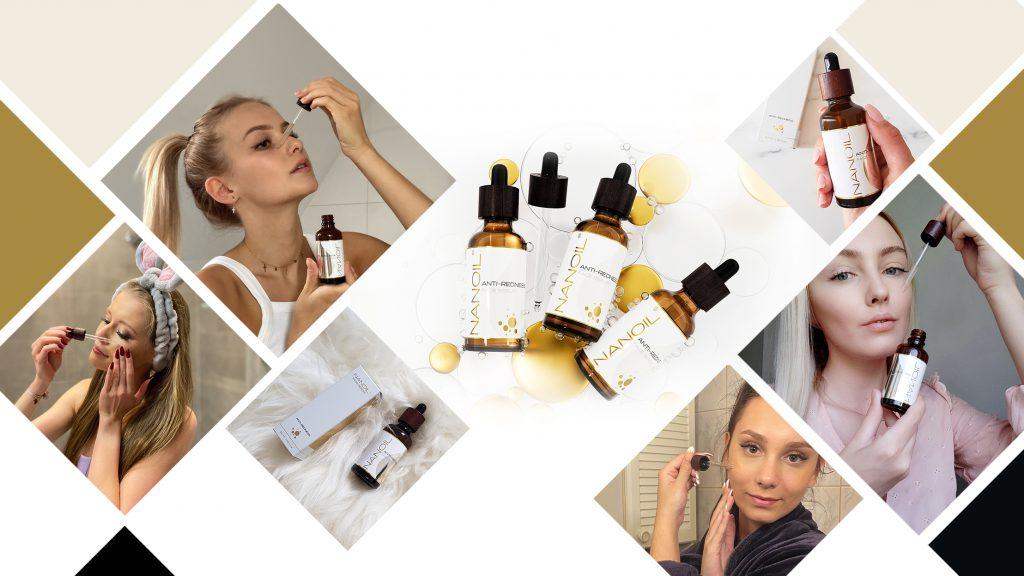 Nanoil най-добър серум за куперозна кожа
